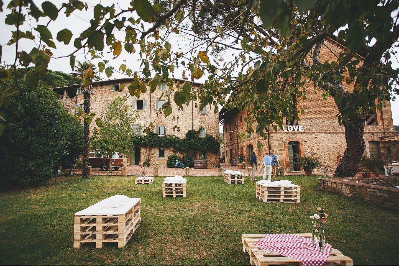 Terzo di Danciano Wedding at Tuscany